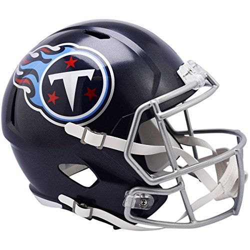 Riddell Tennessee Titans Officially Licensed Speed Full Size Replica Football Helmet