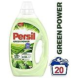 Persil Green Power, Universal Flüssigwaschmittel mit natürlichen und pflanzlichen Inhaltsstoffen,...