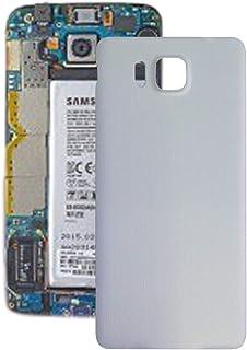 516b09b820a GzPuluz Tapa Trasera de Repuesto Reemplazo de la Cubierta Posterior de la  batería para Samsung Galaxy