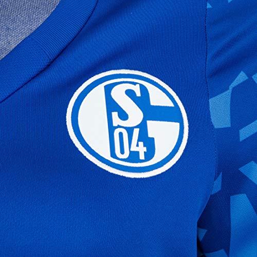 UMBRO FC Schalke 04 Trikot Home 2019/2020 Damen blau/weiß, M - 3