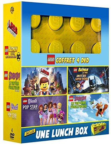 Coffret lunch box brique lego [FR Import]