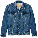 Levi's Men's Big Trucker Jacket, Colusa/way stretch, 2XL