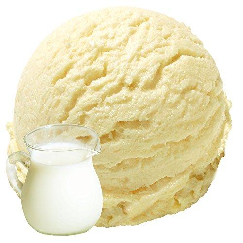 Buttermilch Geschmack 1 Kg Gino Gelati Eispulver Softeispulver für Ihre Eismaschine