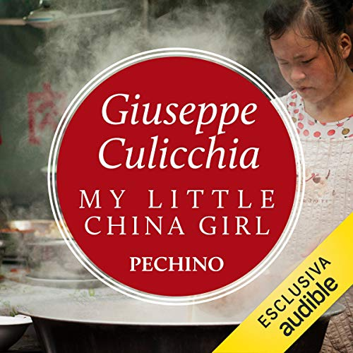 My little China girl copertina