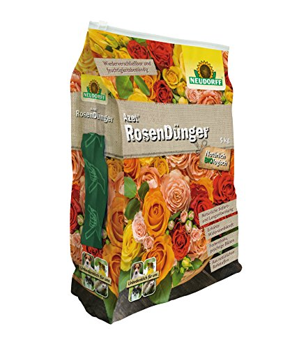 Neudorff 01225 Azet Rosendünger, 5 kg