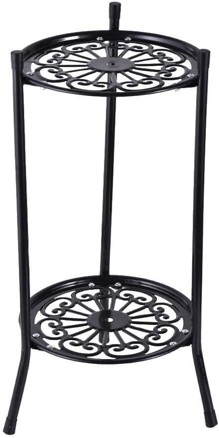 XingKunBMshop Don't miss the campaign Plant Stand European Simple Style Limited time cheap sale Wroug Multi-Tier