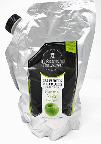Léonce Blanc - Grüner Apfel Fruchtpüree 1kg