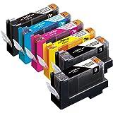 【Amazon.co.jp限定】エコリカ キャノン(Canon)対応 リサイクル インクカートリッジ 4色パック+ブラック BCI-7e+9/5MP+9BK EC-C7E9/5A+9BK (FFP・封筒パッケージ)