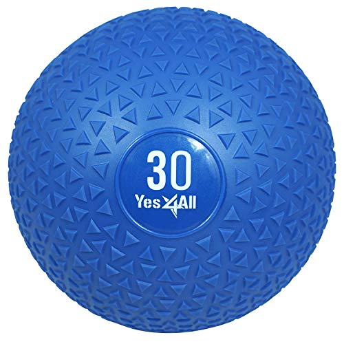 Yes4All - Gyroskopische Trainingsgeräte in blau, Größe 30lbs