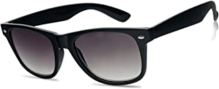 3015fd9418ea Sunglass Stop - Vintage Round Unisex Rx Optical Wayfarer Reading Sun Readers  Glasses Strength +1.00