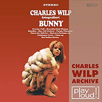 Charles Wilp fotografiert Bunny (Charles Wilp Archive)