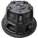 LANZAR MAXP124D Sub woofer subwoofer 30,00 cm 12' 300 mm dvc 4+4 Ohm 800 Watt rms 1600 Watt MAX Doble Bobina de 4 + 4 Ohm dvc Dual Voice Coil, 1 Pieza