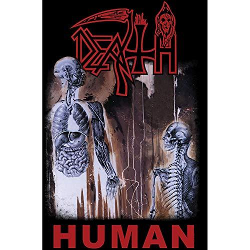 Human Textil Poster