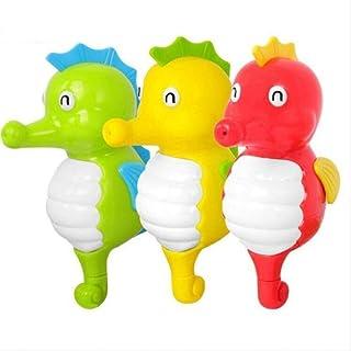 Zpong Baby Cartoon Animal Tortoise Water Toy Children Classic Clockwork Swimming Bathing Shower Bathtub Beach Bath Toys fo...