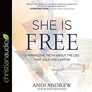 She Is Free cover art