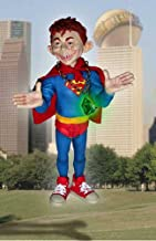 DC Comics MAD Alfred E. Neuman as Superman Action Figure
