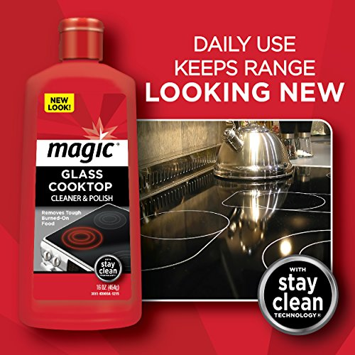 Magic Ceramic and Glass Cooktop