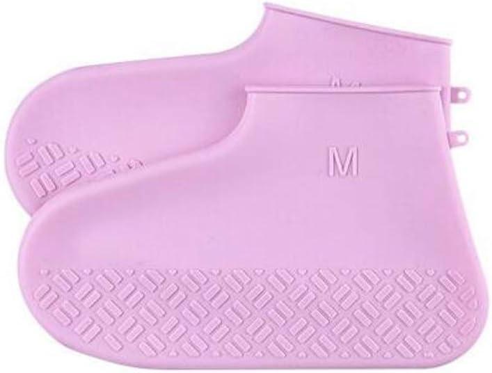 Max 40% OFF WUZHONGDIAN Shoe Cover Silicone Ranking TOP15 Non-Slip Waterproof
