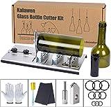 Kalawen Glass Bottle Cutter Bottle Cutting DIY Machine for Cutting Wine, Beer, Liquor