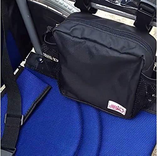 Rollstuhlhülle/Walker-Taschen/Armlehnen-Seitentasche für Mesh-Aufbewahrung - Für alle Roller, Rollatoren, elektrische und manuelle Elektrorollstühle