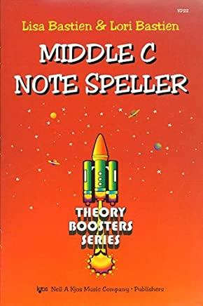 [Lisa Bastien and Lori Bastien: Middle C Note Speller (Theory Boosters)] [By: ] [January, 2009]