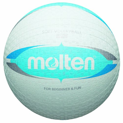 Molten S2V1550-WC Ballon pour Enfant pour Balle au Prisonnie