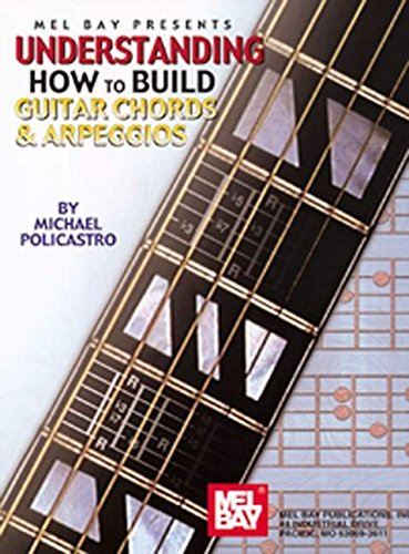 Understanding How to Build Guitar Chords & Arpeggios