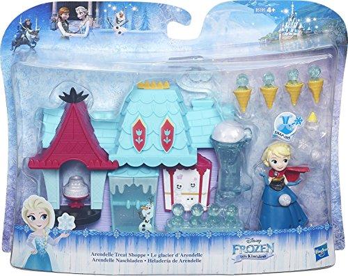Hasbro European Trading B.V. B5194EU4 - Die Eiskönigin Little Kingdom kleines Spielset