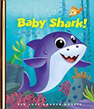 Baby Shark!: Luxe Gouden Boekje