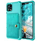 Case for 11 Pro Max iPhone Apple,Kickstand Protective Credit Card Case Holder Durable Cover Shell Girl Boy Men Women