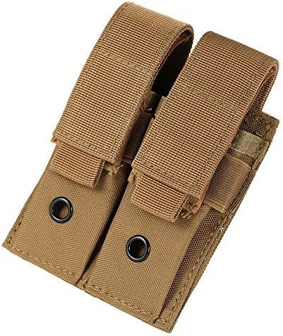 Uning Double Financial sales sale Pistol Mag Popular brand in the world Pouch Flashl MOLLE EDC Tactical Outdoor