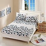 NTtie Unterbett Soft-Matratzen-Topper, Matratzenschutz Boxspring-Betten geeignet rutschfeste Bettdecke