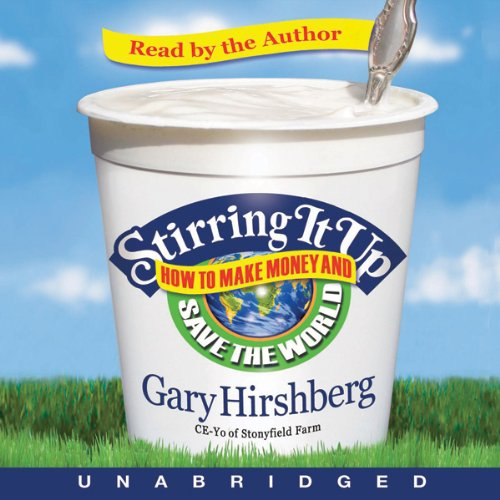 Stirring It Up  audiobook cover art