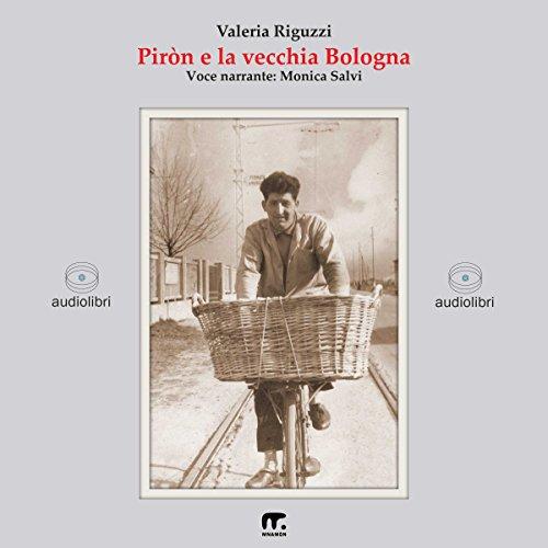 Piròn e la vecchia Bologna copertina
