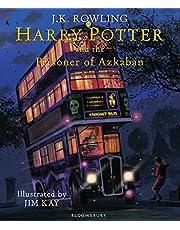 Harry Potter and the Prisoner of Azkaban: geïllustreerde editie (Harry Potter geïllustreerde edtn)