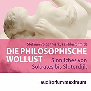 Die philosophische Wollust Titelbild