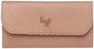 Baggit Women's Synthetic Wallet (Pink) (Lw Agnes)