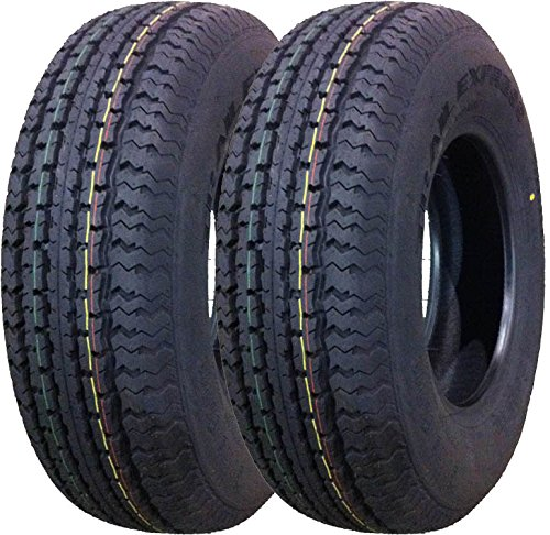 2 New Premium Grand Ride Trailer Tires ST235/85R16 Radial 12PR Load Range E - 11091