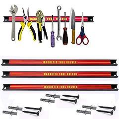 Alaskaprint 3x Werkzeugleiste Magnetisch Werkzeughalter