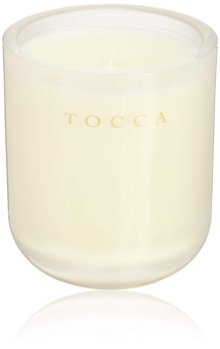 マスク集計主TOCCA(トッカ) ボヤージュ キャンドル ボラボラ 287g (ろうそく 芳香 バニラとジャスミンの甘く柔らかな香り)