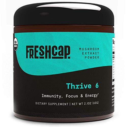 FRESHCAP Thrive 6 Mushroom Complex
