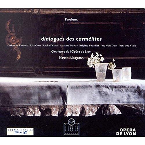 Poulenc: Dialogues des Carmelites (Gesamtaufnahme)
