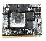 Original Graphics Video Card for Apple iMac 2011 Core i5 2.7 A1312 MC813LL/A MC813 27 Inch Desktop PC Computer AMD Radeon HD 6770M HD6770M GDDR5 512MB 109-C29557-00 Replacement Parts