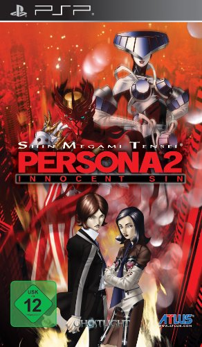 Shin Megami Tensei: Persona 2 Innocent Sin - Collector's Edition