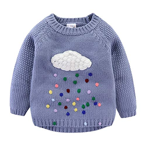 Mud Kingdom Little Girls Sweaters P…