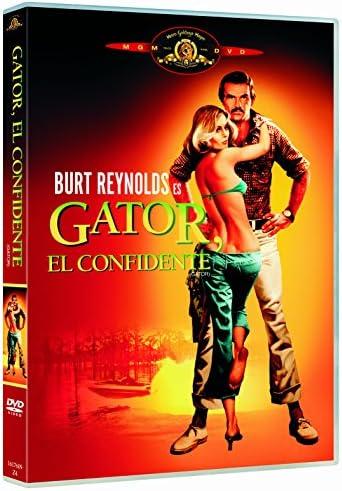 Gator El Confidente Import Movie European Format Zone 2 2007 Burt Reynolds Jack Weston Lauren product image