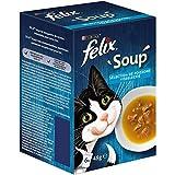 Animales Felix – Sopa selección de peces 288G – Lote de 2