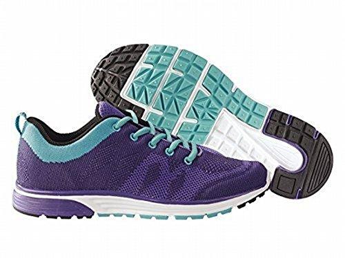 Crivit Damen Sport Turnschuhe Laufschuhe Sneakers Fitness Freizeit Schuhe lila Gr.37