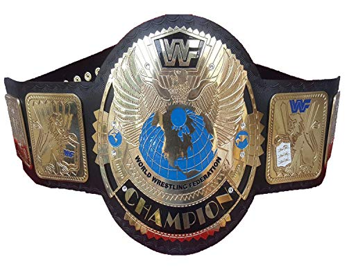 WWF Big Eagle Wrestling Championship Belt.Adult Size Replica