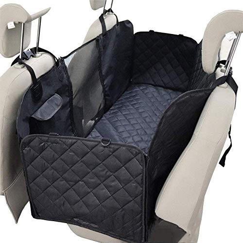 JIANGCJ Pretty DKee - Funda para asiento de coche, impermeable, a prueba de arañazos, plegable, con bolsa para coches, SUV, camiones